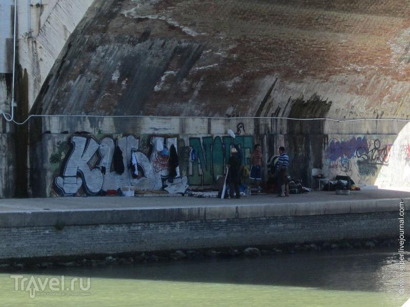 Тибр / Италия