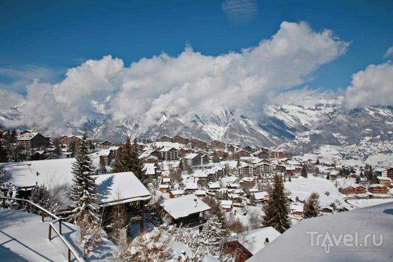 Ненда - настоящая Швейцария / Швейцария
