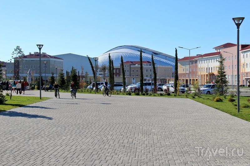 """Экономичный путь к """"Сочи Парку"""" / Россия"""