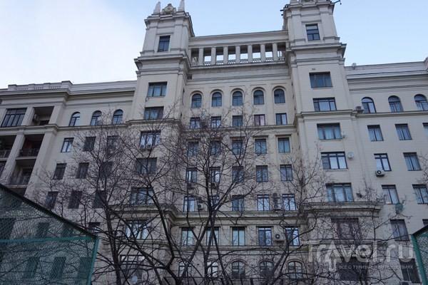Романтика московских высоток / Россия