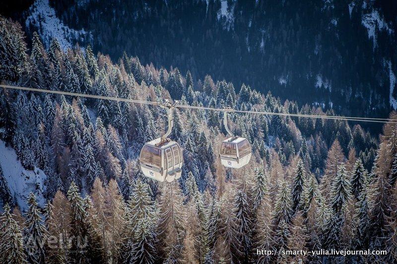 Отдых в зимней сказке / Италия