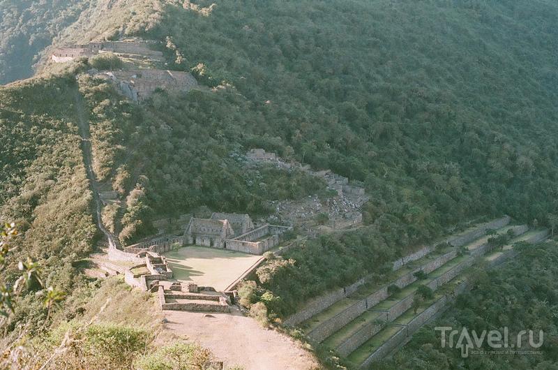 Горы в Перу. Треккинг Чокекирао - Мачу Пикчу / Перу