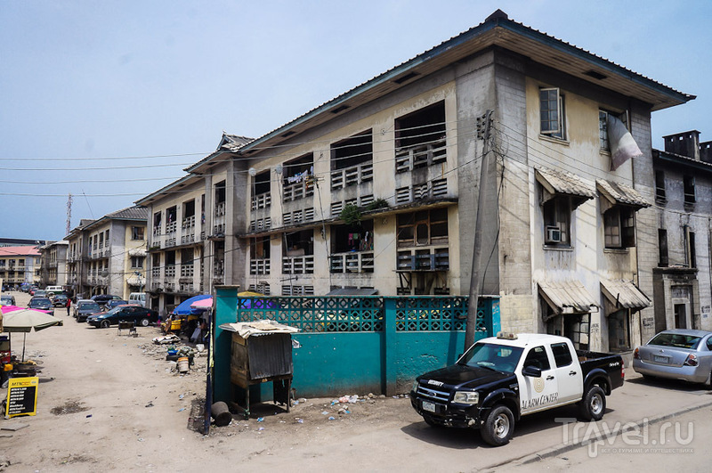 Озёра как Центр Совершенства / Нигерия