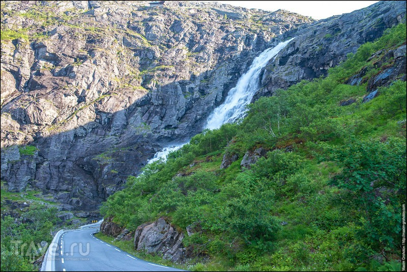 Around the Norge. Trollstigen / Фото из Норвегии