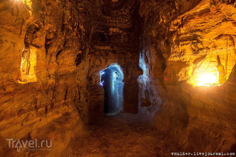Путешествие в Арапский пещерный монастырь / Фото из России