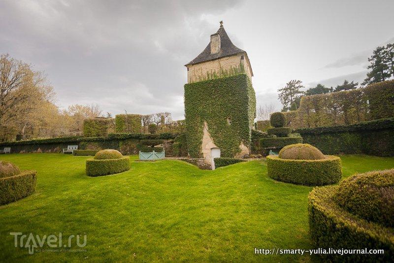Сады Эриньяк / Фото из Франции