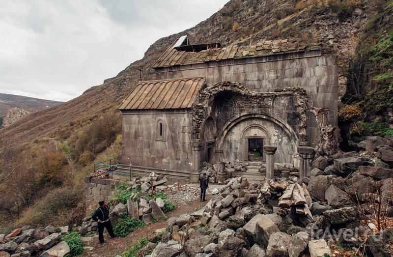 Храмовая архитектура Армении / Армения