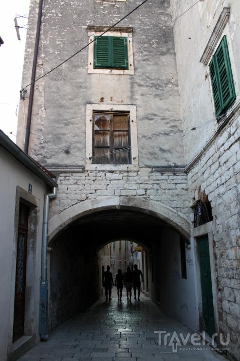 Шибеник - прогулки и картинки / Хорватия