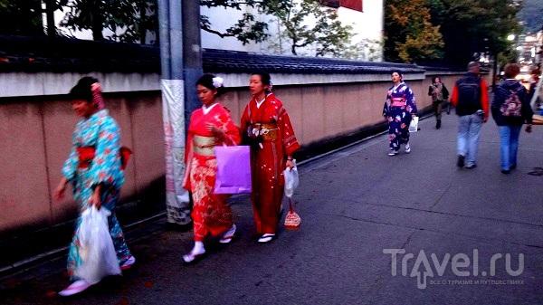 Разноликая Япония / Япония