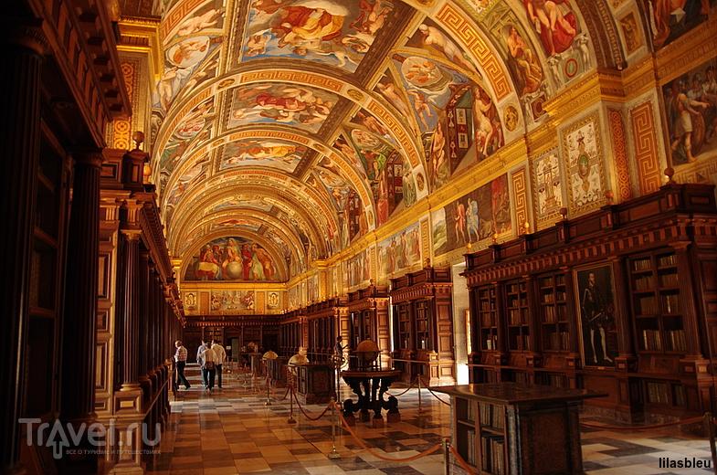 Escorial - монастырь, дворец и некрополь испанских королей / Испания