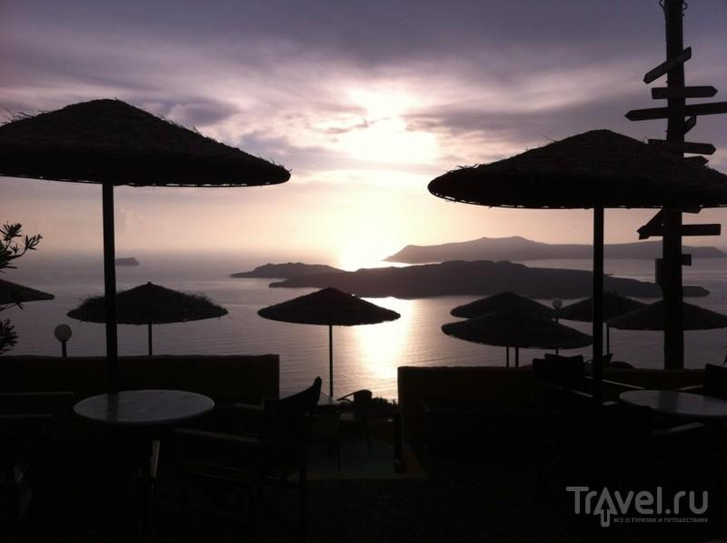 Греческая сказка. Санторини / Греция