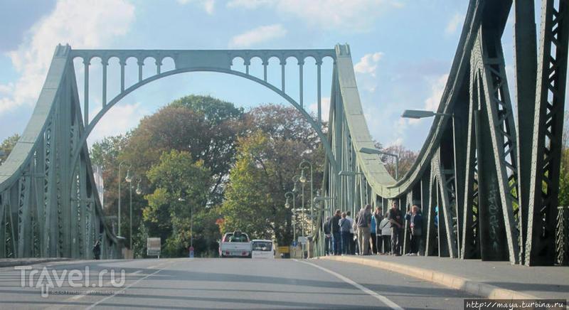 Что посмотреть в Потсдаме,  кроме Сан-Суси / Германия