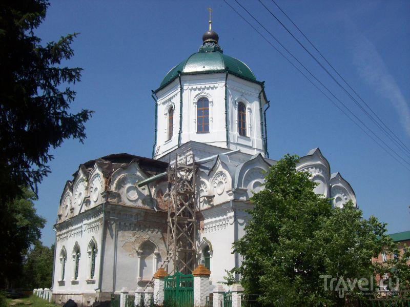 Храм Толшевского монастыря