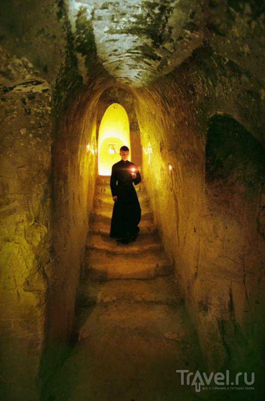 В Белогорском монастыре