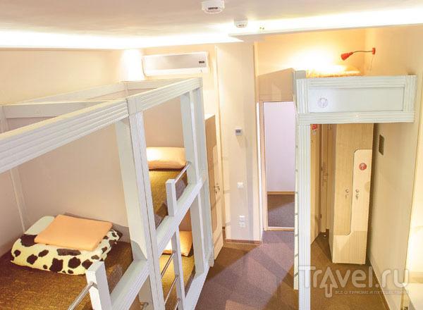 Москва, Россия: Hostel Privet