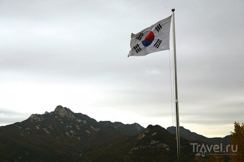 Взглянуть на осенний Сеул с высоты / Южная Корея