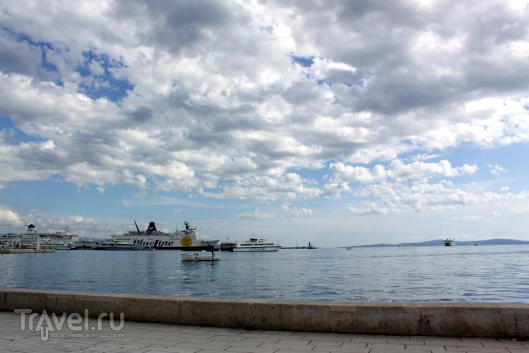 Сплит - просто картинки / Хорватия