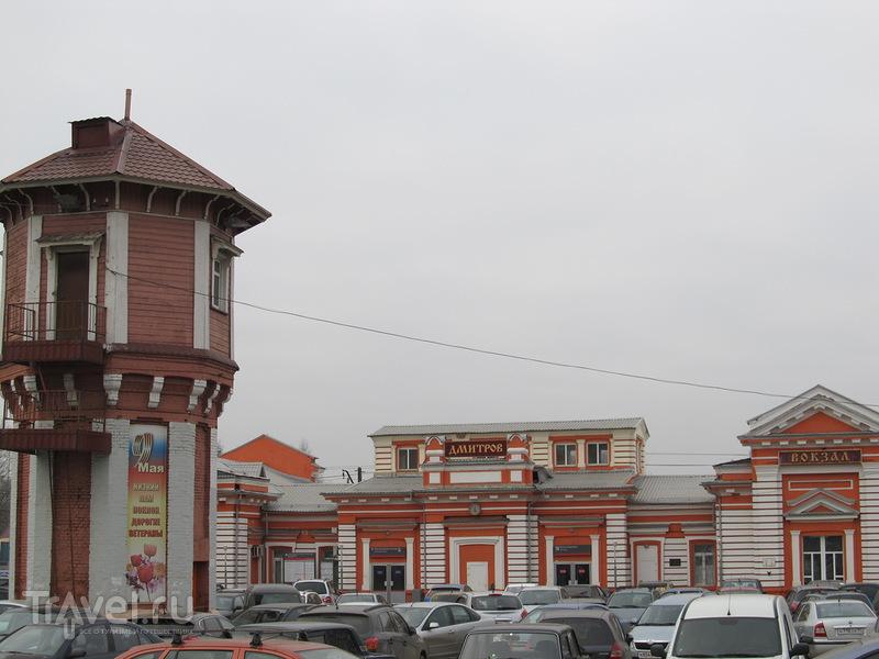 Старинный город Дмитров / Россия