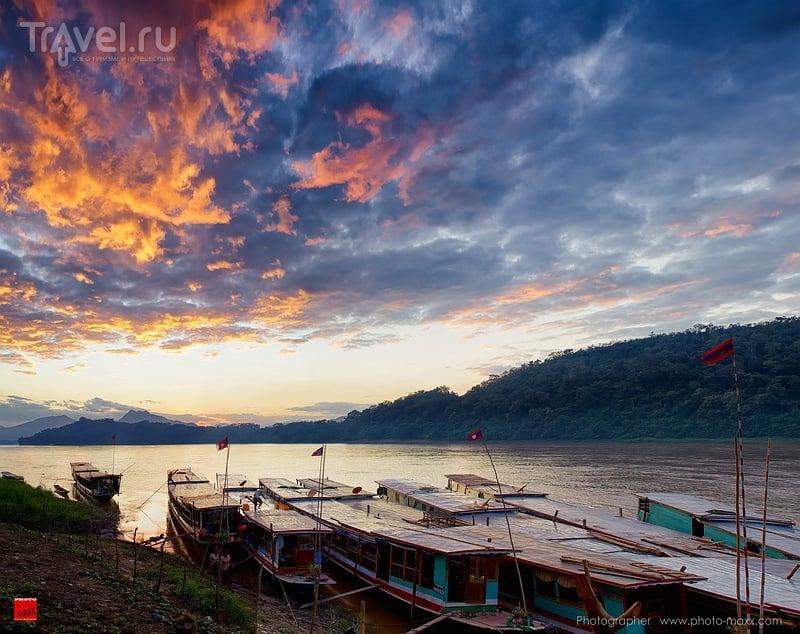 Луанг Прабанг, Лаос / Фото из Лаоса