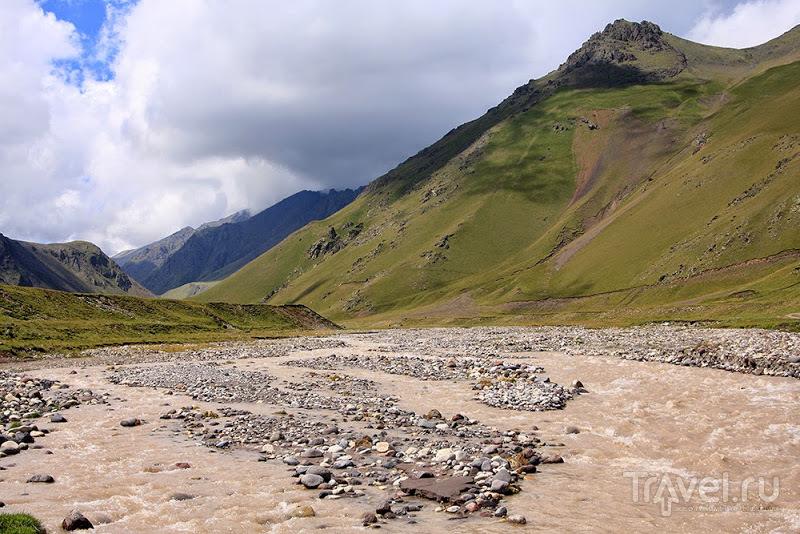 Урочище Джилы-Су. Путь к Серебреному источнику / Фото из России
