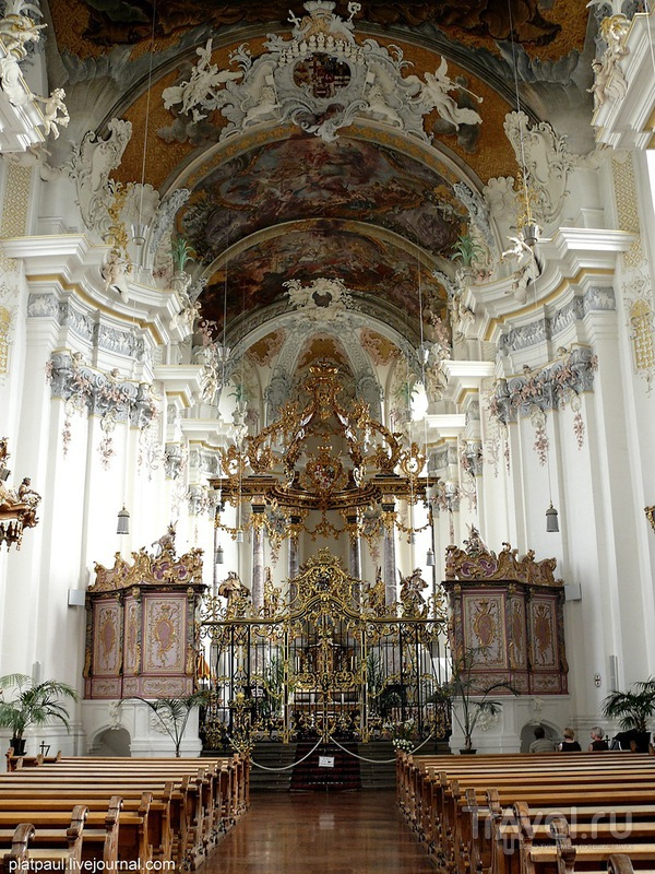 Трир. Церковь святого Паулина / Фото из Германии
