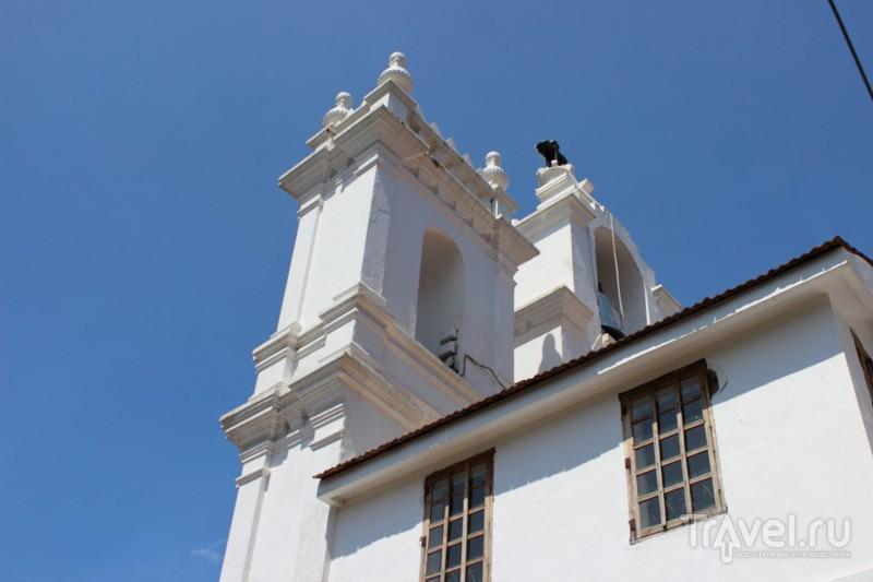 Церкви Старого Гоа и Панаджи / Индия