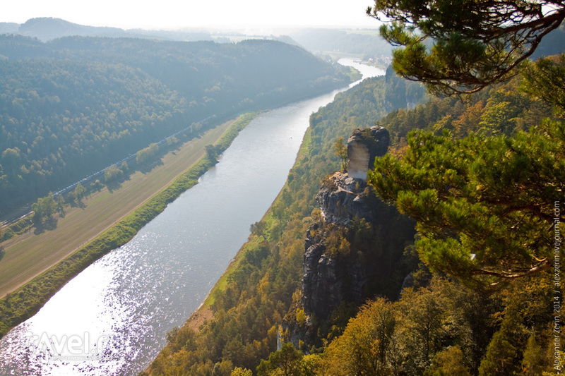 Большое путешествие. Германия и Австрия / Австрия