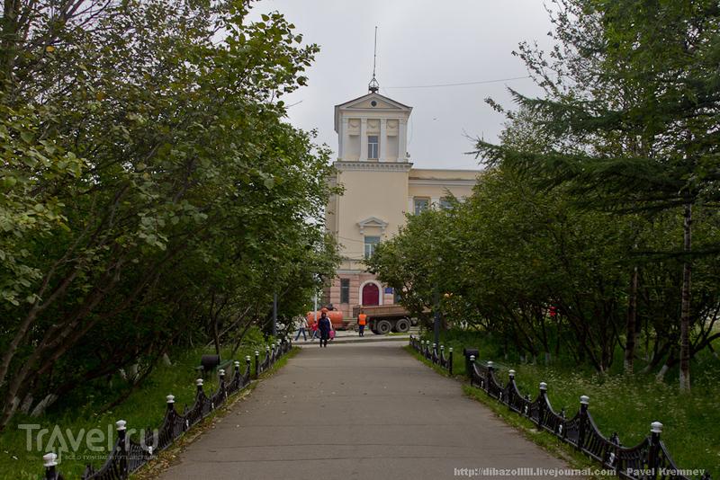 Магадан / Фото из России