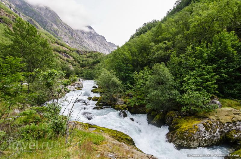Бриксдаль / Фото из Норвегии