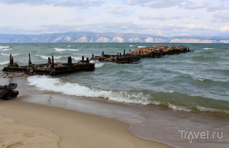 Остров Ольхон пешком / Фото из России