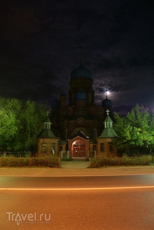 Ликино-Дулёво: об оставшейся части города / Россия