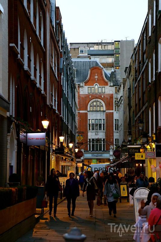 Лондон в октябре / Великобритания