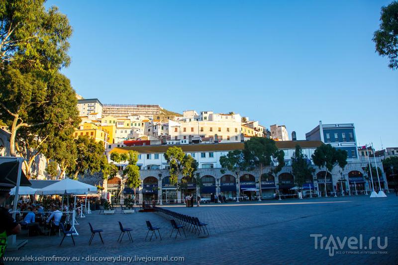 Денёк в Гибралтаре / Фото из Гибралтара