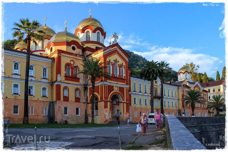 Новоафонский монастырь / Фото из Абхазии