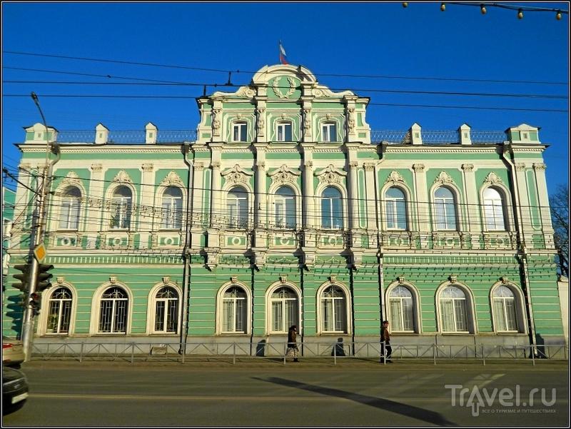 О Рязани за пределами кремля / Фото из России