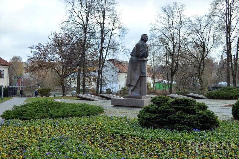 Вильнюс. Старый город и проспект Гедимина / Литва