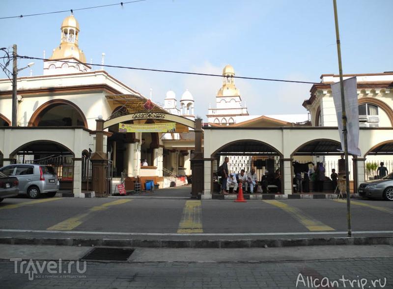 Фотопрогулка по малайскому городу Кота-Бару / Малайзия