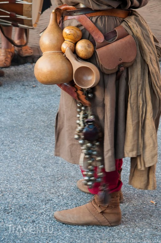 Палио деи Кастелли в Сан Северино Марке / Фото из Италии
