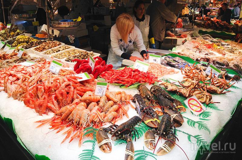 Вкусная Барселона / Испания