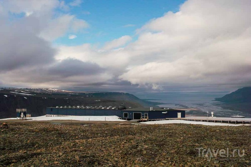 На краю земли. Шпицберген, он же Svalbard. Longyearbyen / Фото со Шпицбергена