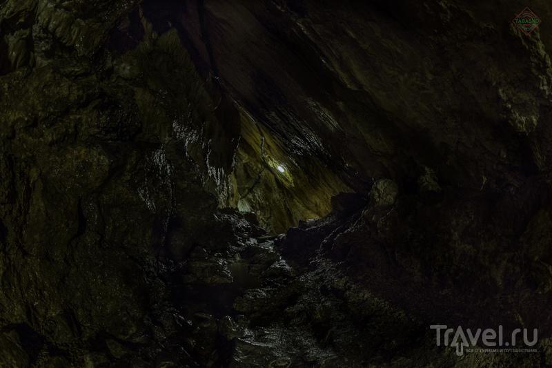 Морозная пещера в заповеднике Высокие Татры / Фото из Польши