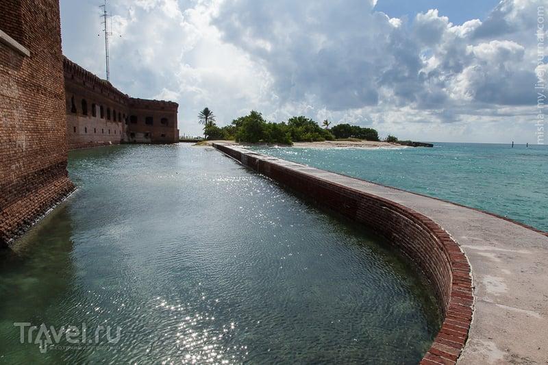 Национальный парк Dry Tortugas / Фото из США
