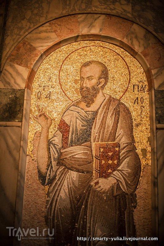 Константинополь - монастырь Хора / Турция