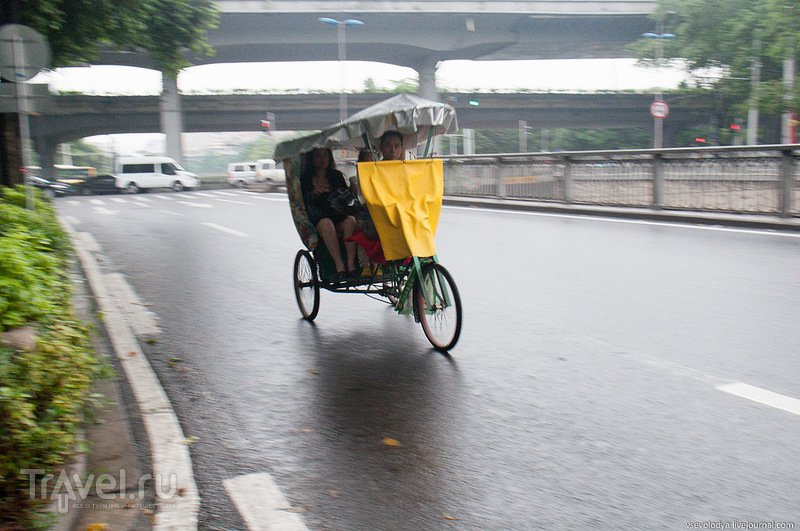 Гуанчжоу велосипедный / Китай