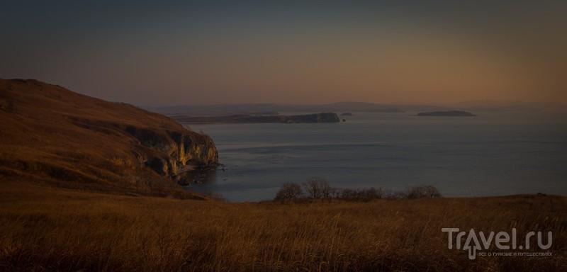 Полуостров Краббе. Приморский край / Фото из России