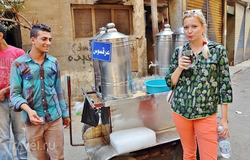 Чайные, ателье и парикмахерские в Египте / Египет