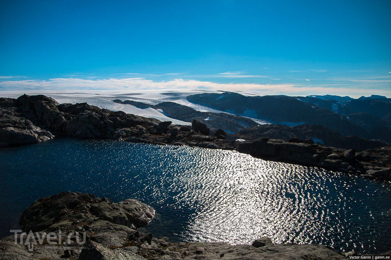 Поход на край света. Фолгефонна, Норвегия / Фото из Норвегии