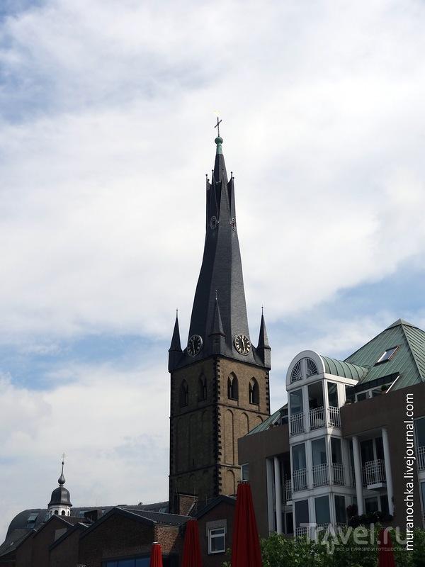 Дюссельдорфский калейдоскоп / Германия