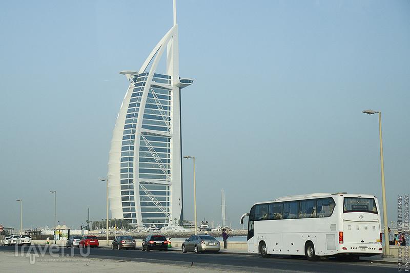 Дубай - город в пустыне / Фото из ОАЭ