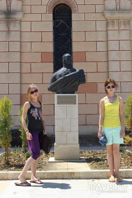 Закинтос, Патры, монастыри Пелопоннеса / Греция